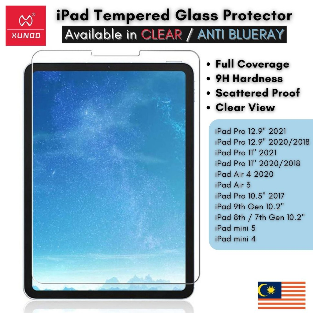Xundd iPad Pro 11 2021 2020 2018 Air 3 4 2017 9 8 7 mini 4 5