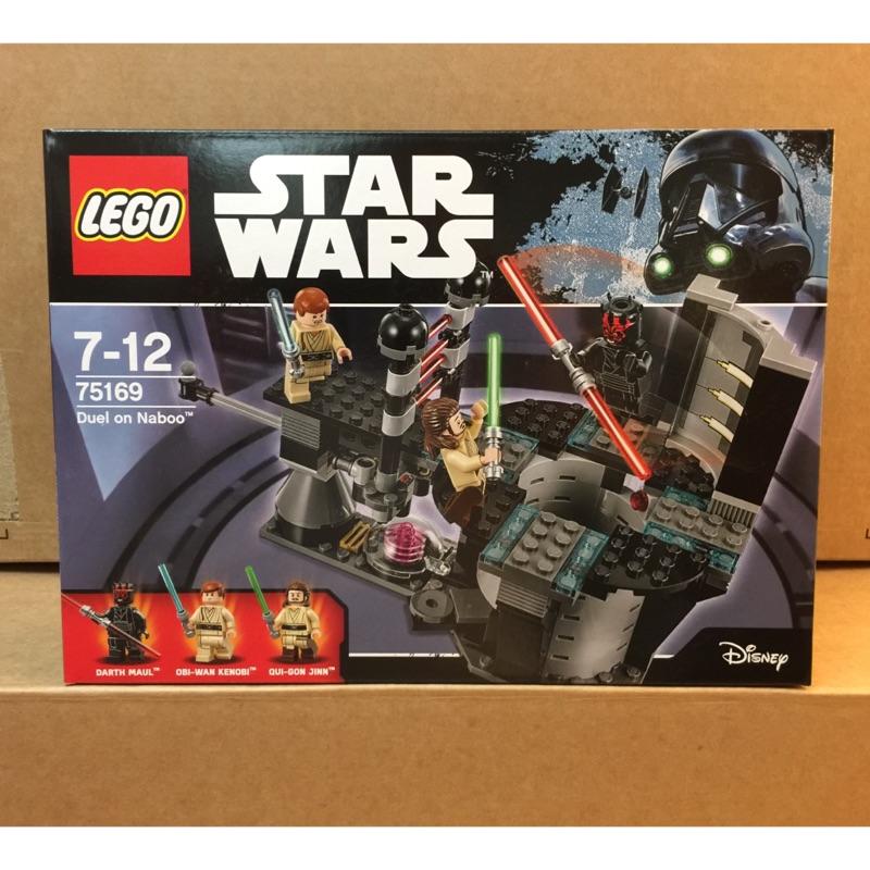 LEGO 75169 Duel on Naboo