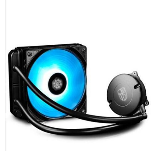 九州風神 水元素120RGB幻彩版一體式水冷CPU散熱器AM4 2066
