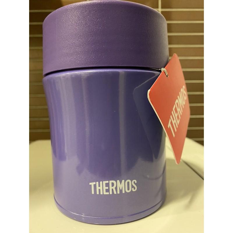 膳魔師不鏽鋼真空保溫食物燜燒罐JBM500-紫色