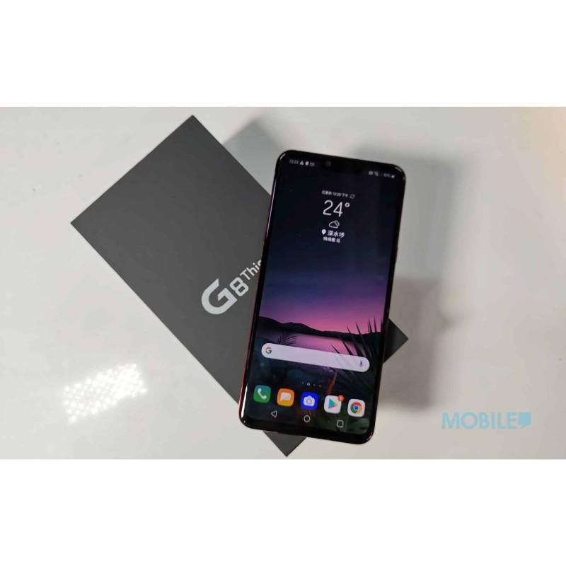 自售 LG G8 Thinq 手機 韓國版本 3鏡頭 DAC HI-FI Hi-Res AUDIO 支援LDAC, Ap