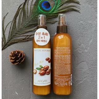 《贈品多多家》專櫃購買 NATURE REPUBLIC 自然樂園  摩洛哥堅果精華深層 護髮油 80ml 臺北市