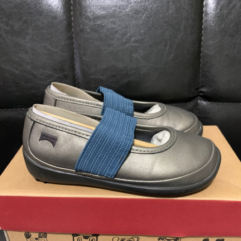 專櫃正貨camper二手童鞋 15cm