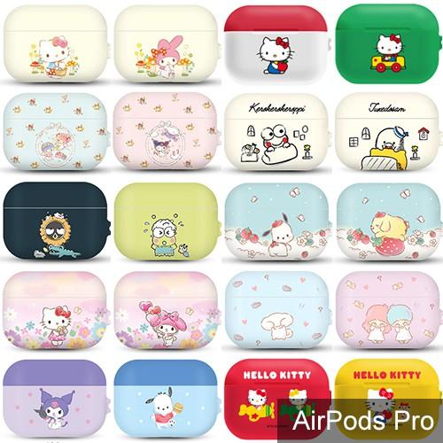 韓國 AirPods Pro 保護殼│酷企鵝 山姆企鵝 酷洛米 帕恰狗 KITTY 雙子星│硬殼 保護套