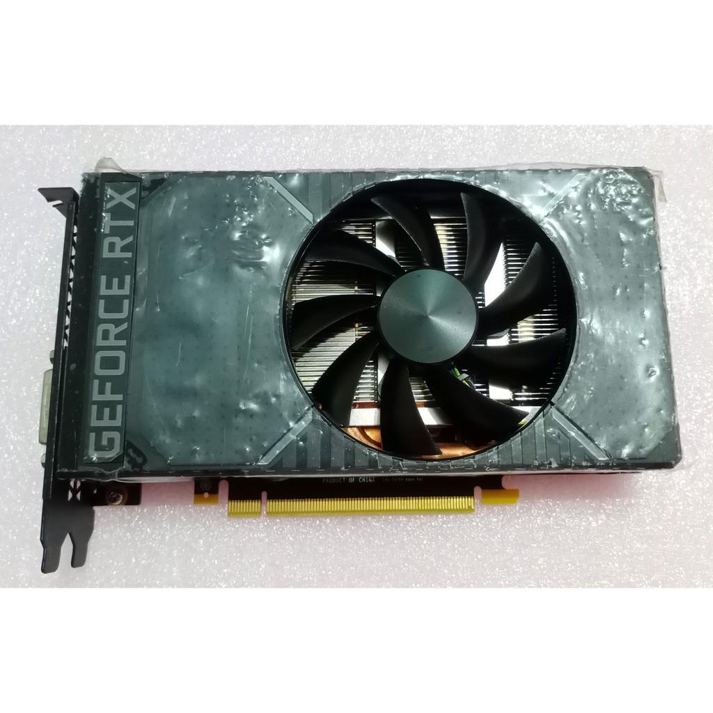 PCIE 顯示卡 NVIDIA GeForce RTX 2070 GDDR6 8GB x16 3.0 (二手良品)