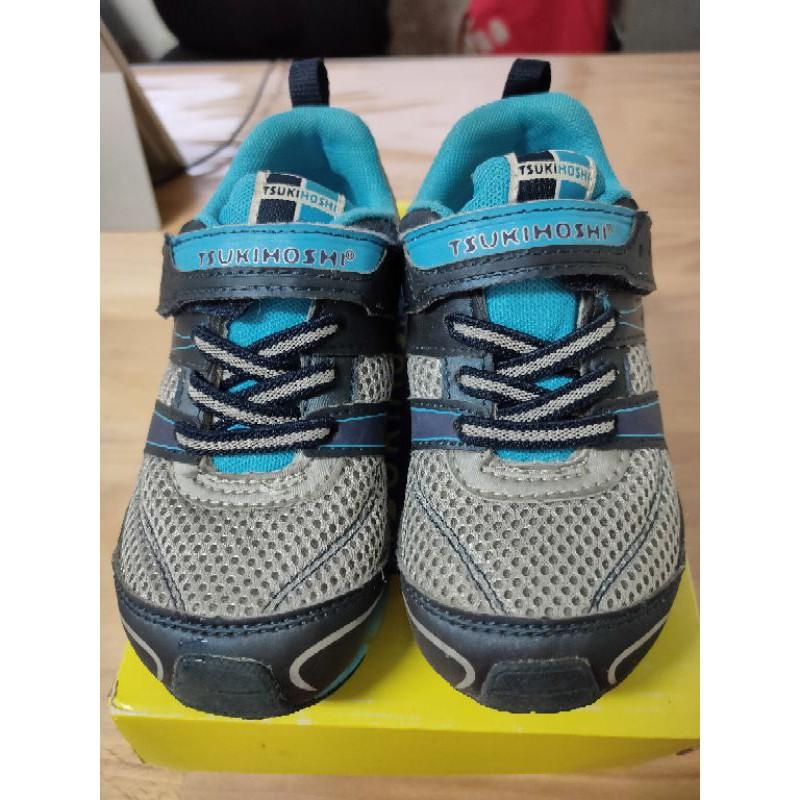 <20210430> 二手 日本 月星 (moonstar) TSUKIHOSHI 系列小男童鞋