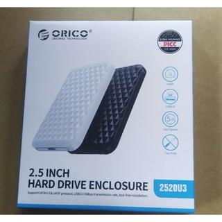 【賣可小舖】ORICO 外接盒USB3.0 菱格紋 2.5吋SATA3 硬碟外接盒 附連接線 (多種款式),另有收納包 桃園市