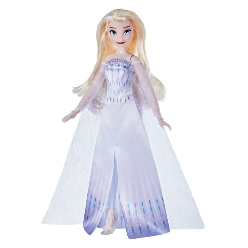 冰雪奇緣Frozen 2基本人物-艾莎皇后裝 玩具反斗城