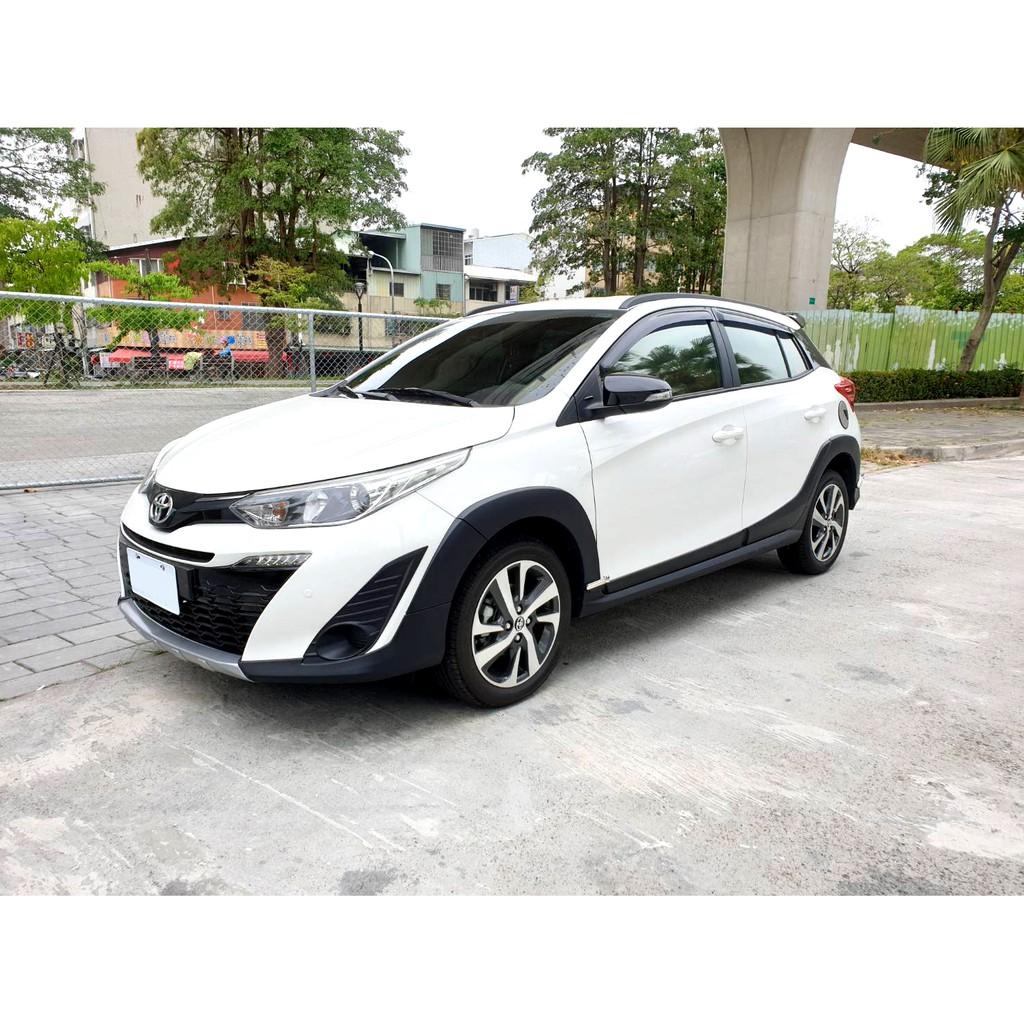 【華通汽車/中古車/二手車出售】Toyota Yaris 2020 Crossover經典型 手自排 1.5L