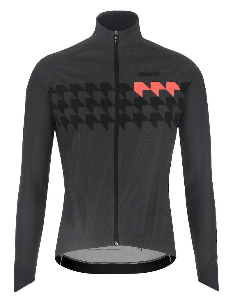 Santini SMS 騎行服 MTB 戶外公路自行車騎行長袖上衣