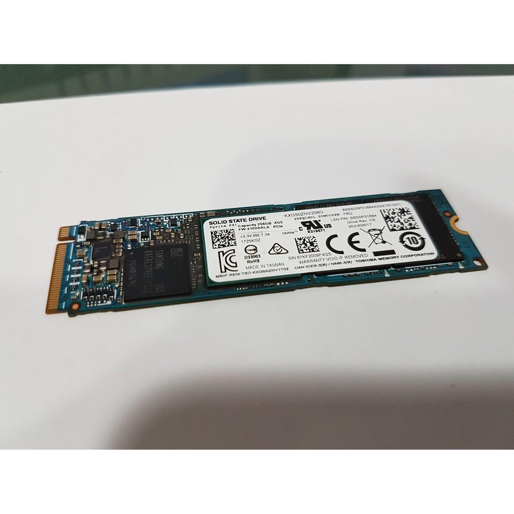 0存0寫新TOSHIBA XG5 256GB 256G KXG50ZNV256G PCIe3 M 2 SSD NvMe