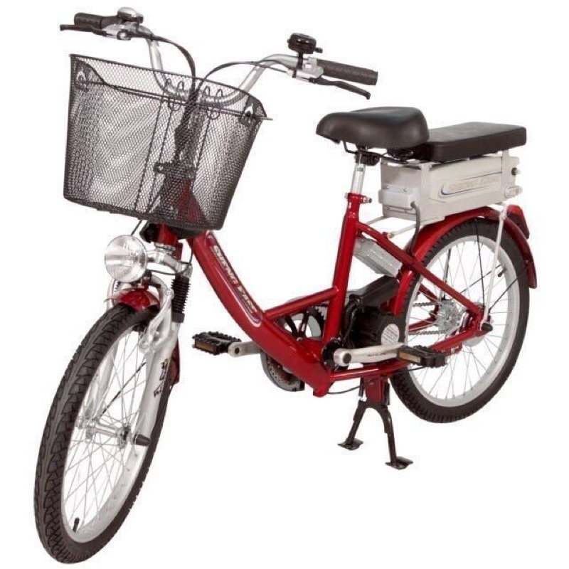 騰輝電動車]-勝一電動輔助腳踏車EV-20S-電動自行車