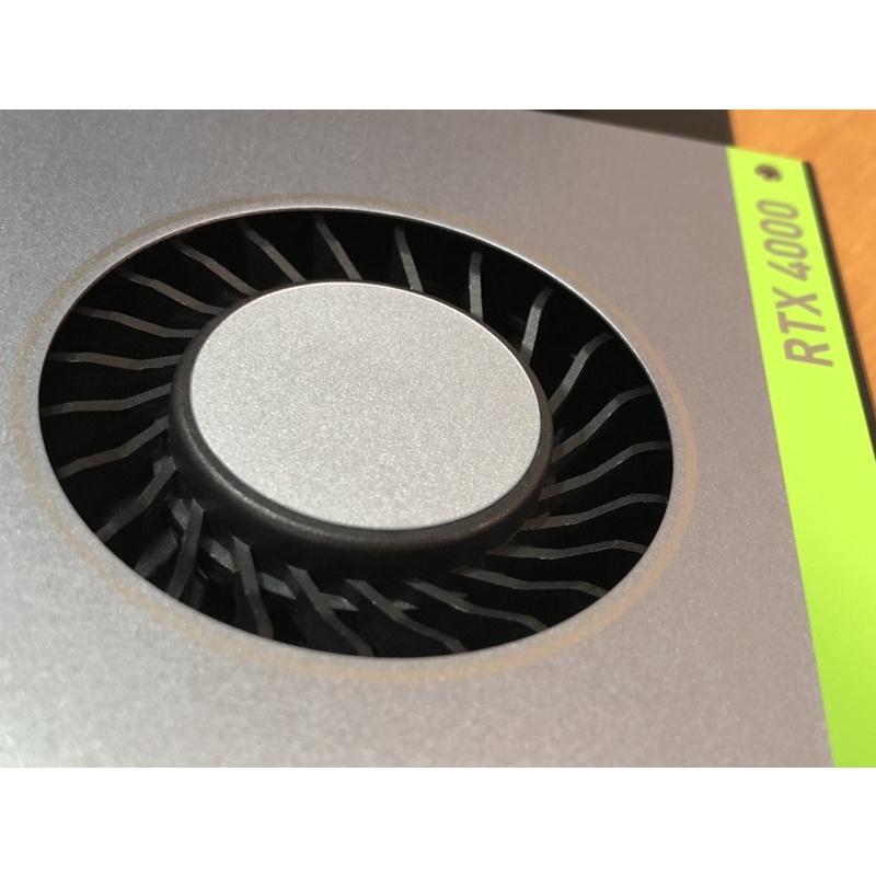 NVIDIA QUADRO RTX 4000 工作站顯示卡
