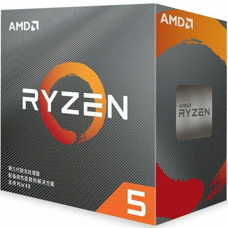 AMD Ryzen 5 3600 中央處理器 R5-3600 全新盒裝 未拆 R5 3600 / R7 3700X