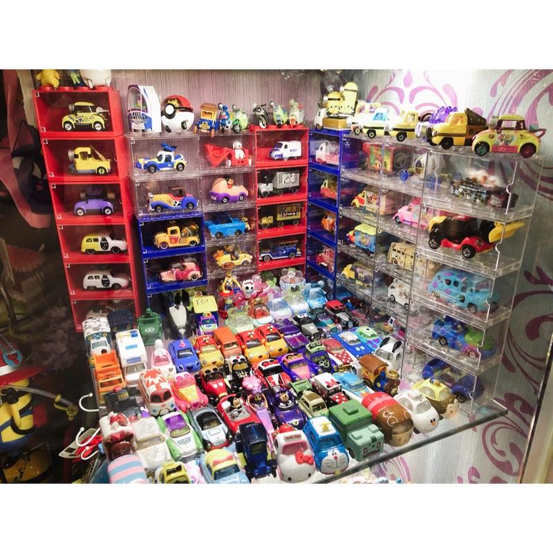 Pony house 日本精品服飾代購 Tomica多美小車 收納盒 展示盒 收藏盒