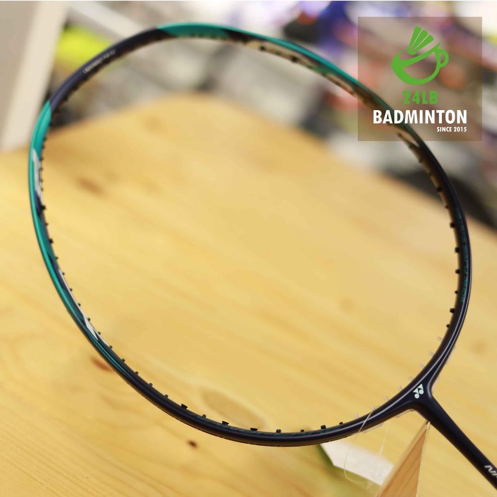 24磅羽球 / YONEX 穩定高彈速度型羽球拍 NANOFLARE 700 (NF700) 藍綠、紅