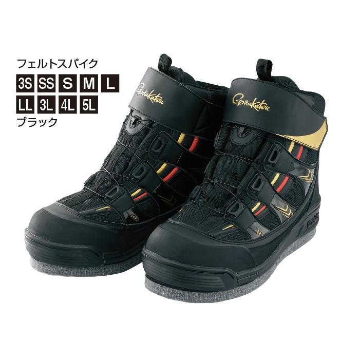 GAMAKATSU【GM-4520】防滑釘鞋~海天龍釣具商城~