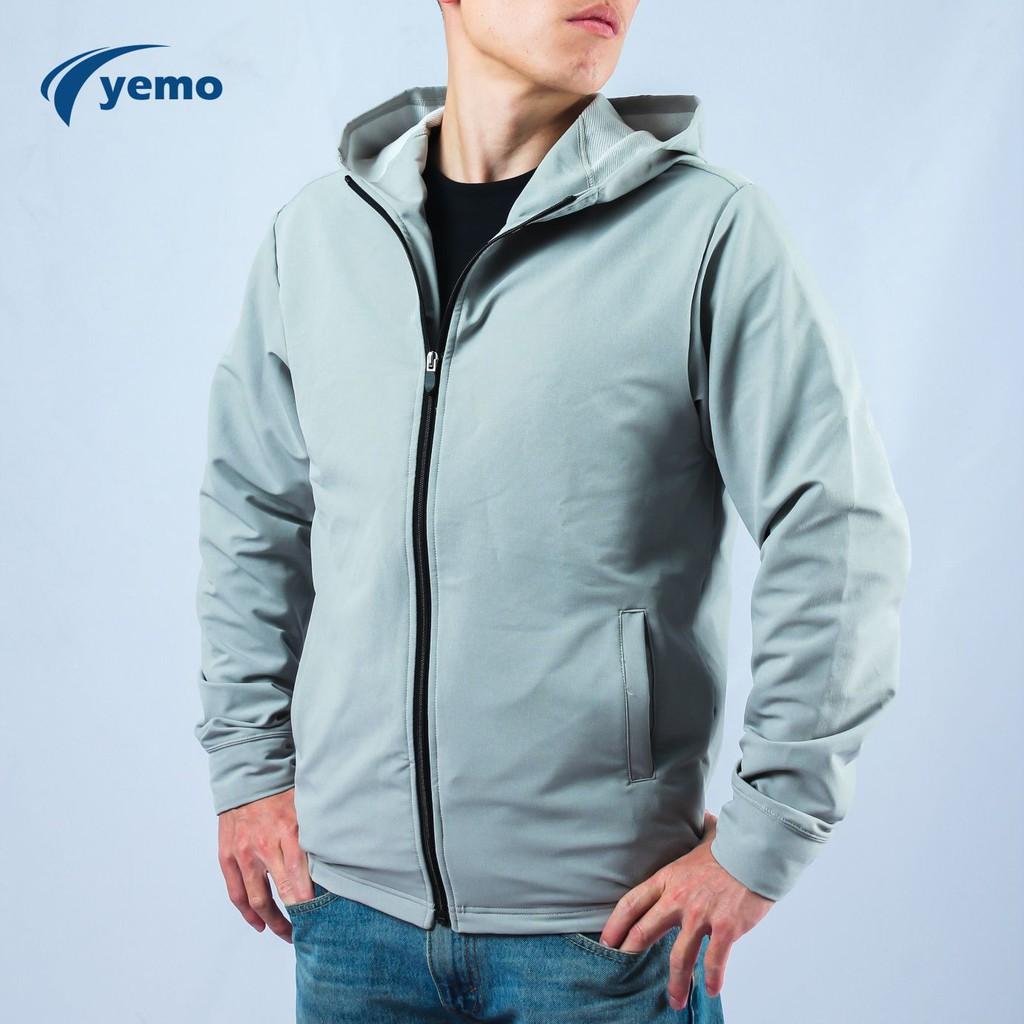 YEMO益茂 休閒微保暖連帽外套 CJ800