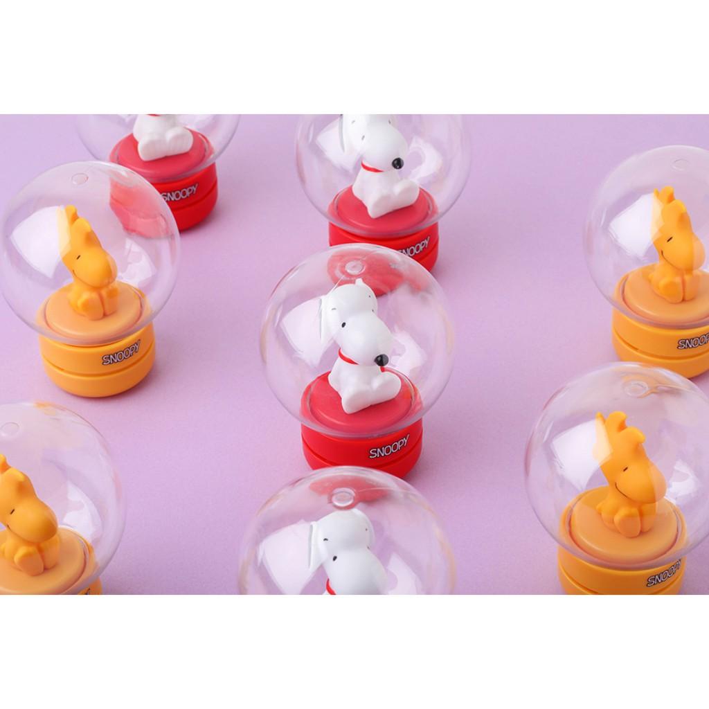 預購 韓國代購 10x10 史努比擴香夜燈 送禮自用兩相宜