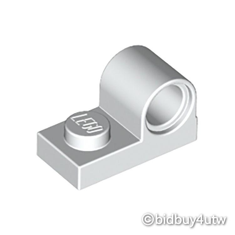 LEGO零件 變形平板磚 11458 白色 6057414【必買站】樂高零件