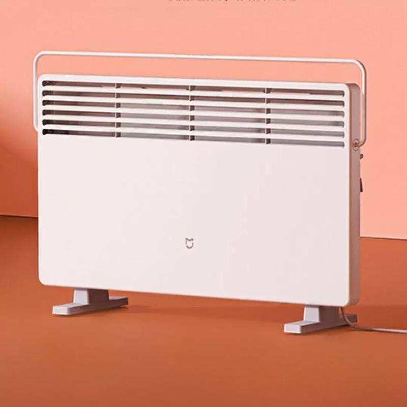 小米米家電暖器 溫控版對流加熱居浴兩用對流循環加熱取暖器適用【優質小達人】