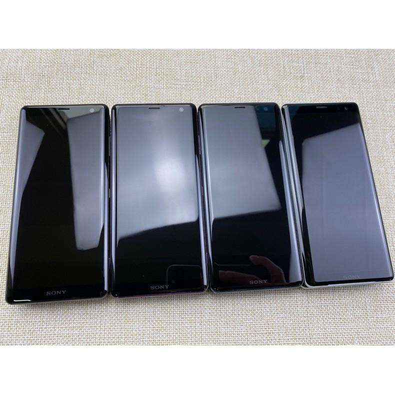 鴻海科技3C 索尼Xperia xz3 9成新 原裝正品 日版 4+64G 原裝正品 二手福利機