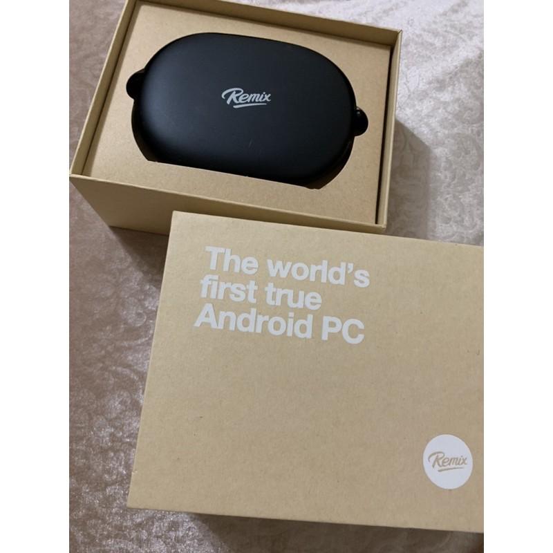 Remix Mini 盒子 迷你Android電腦 電視盒播放器