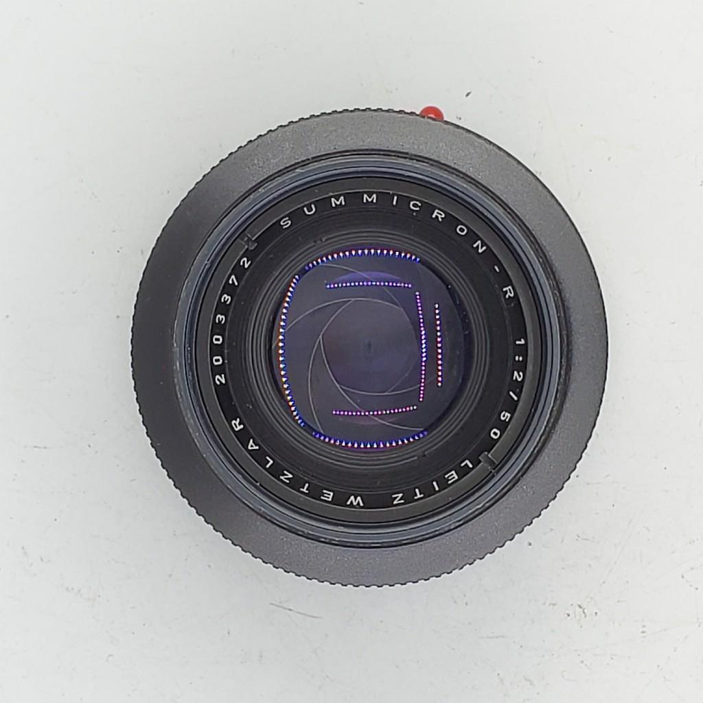 Leica 50mm F2 Summicorn-R No. 2003372