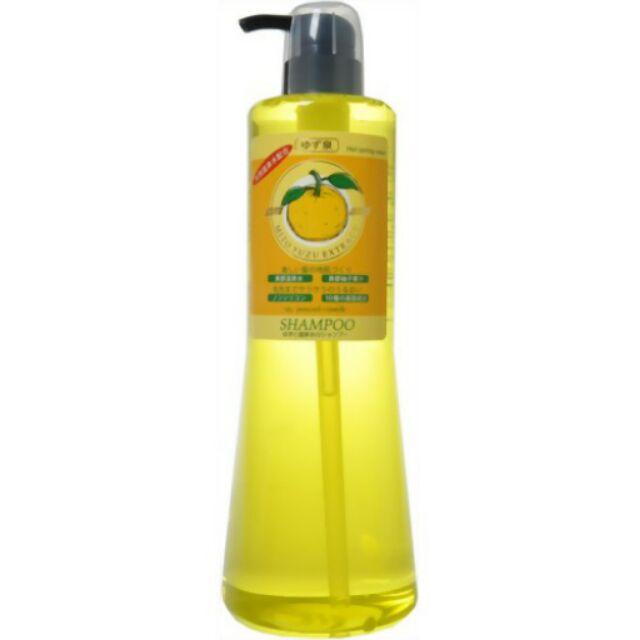 柚子洗髮精