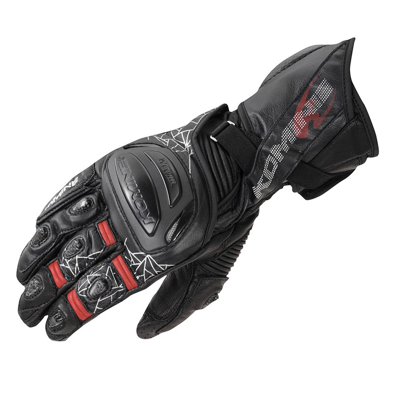 【爆款熱賣】2020新款 KOMINE 賽車防水防摔防滑長款機車摩托車騎行手套GK-235