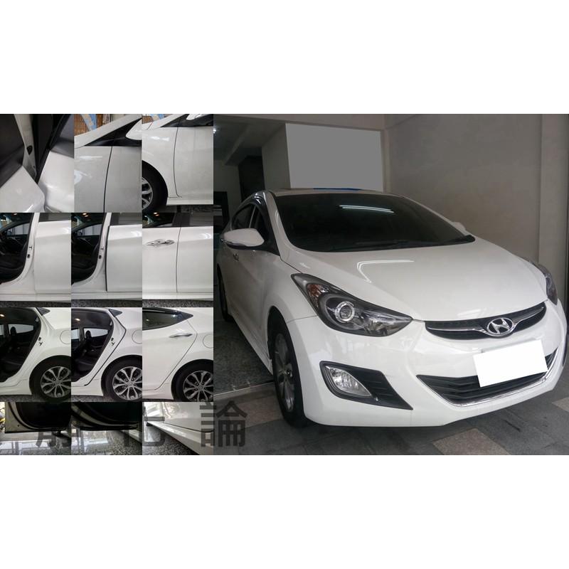 Hyundai Elantra 適用 (全車風切套組) 隔音條 全車隔音套組 汽車隔音條 靜化論 公司貨