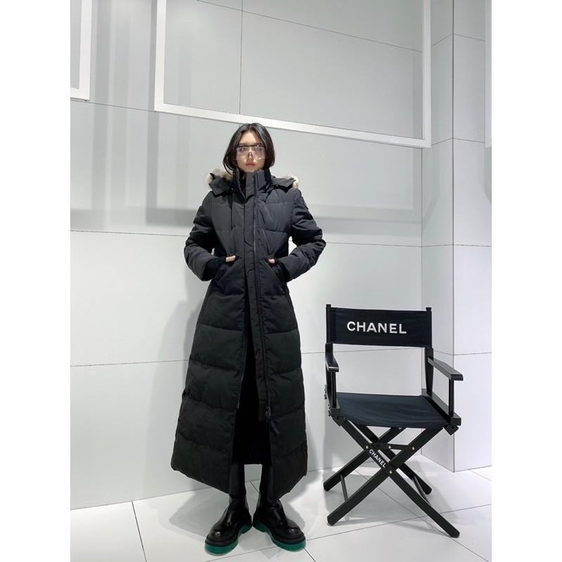 -SHM Fashion- Canada goose 加拿大鵝 MYSTIQUE FUSION FIT 派克長款羽絨外套