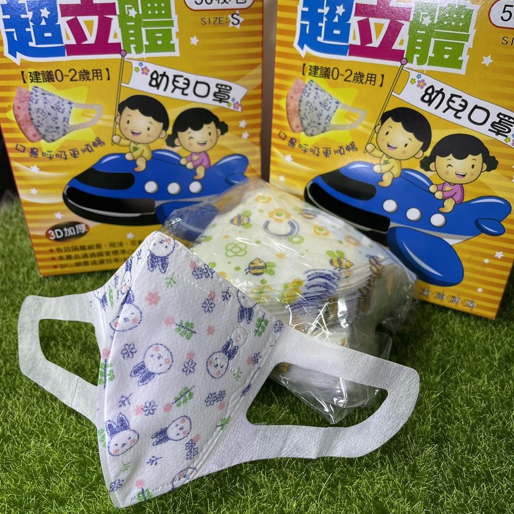 {北極熊}3D 超立體★多款☆學童口罩★幼兒口罩★立體★醫療口罩★台灣製造
