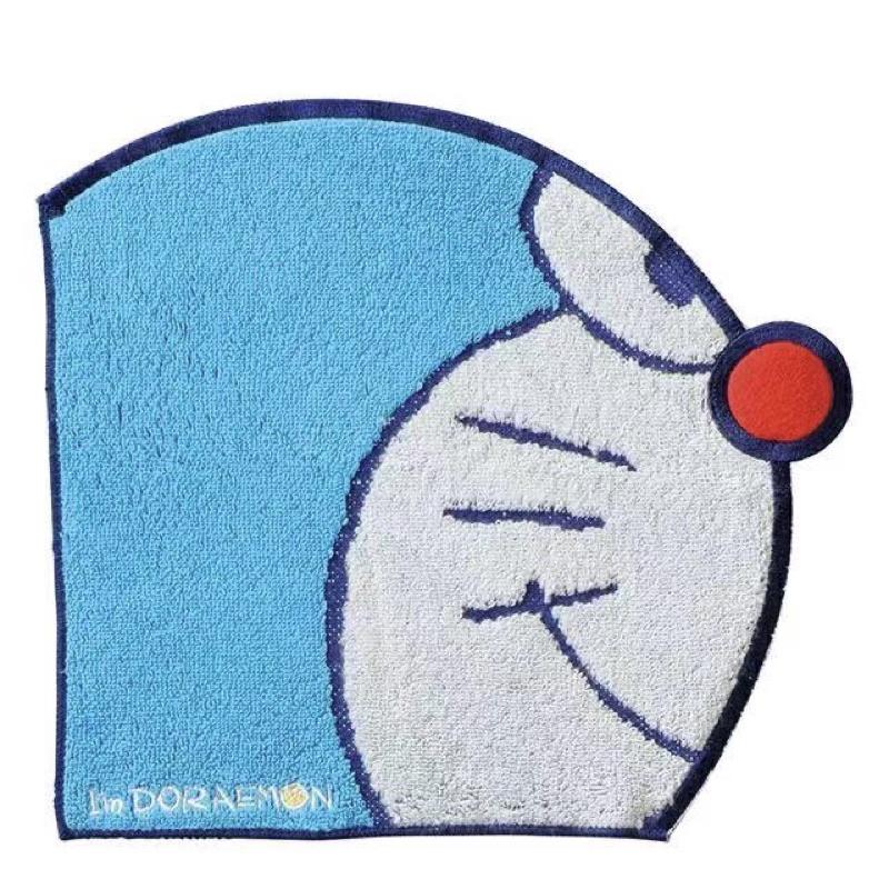 哆啦A夢 造型款 手帕 小方巾