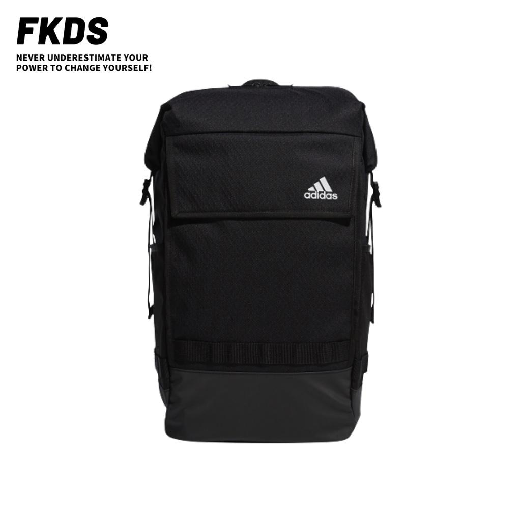 ADIDAS 愛迪達 經典三線 小標 休閒背包 運動背包 雙肩後背包 後背包 背包 ED9263