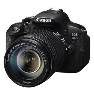 《晶準數位》缺貨!全新Canon EOS 700D 18-135mm STM 中文平輸.優惠組合如下 台南市