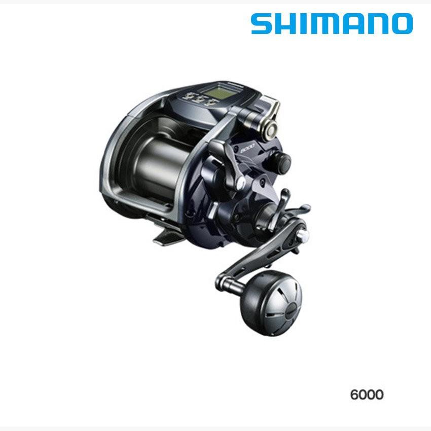 SHIMANO 20 FORCE MASTER (FM) 電動丸 電動捲線器 6000型(04253)【百有釣具】