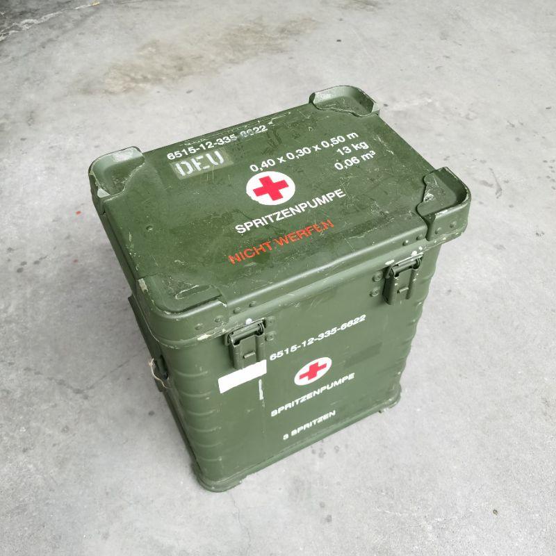 zarges 鋁箱 軍箱 收納箱 儲物箱 醫療箱