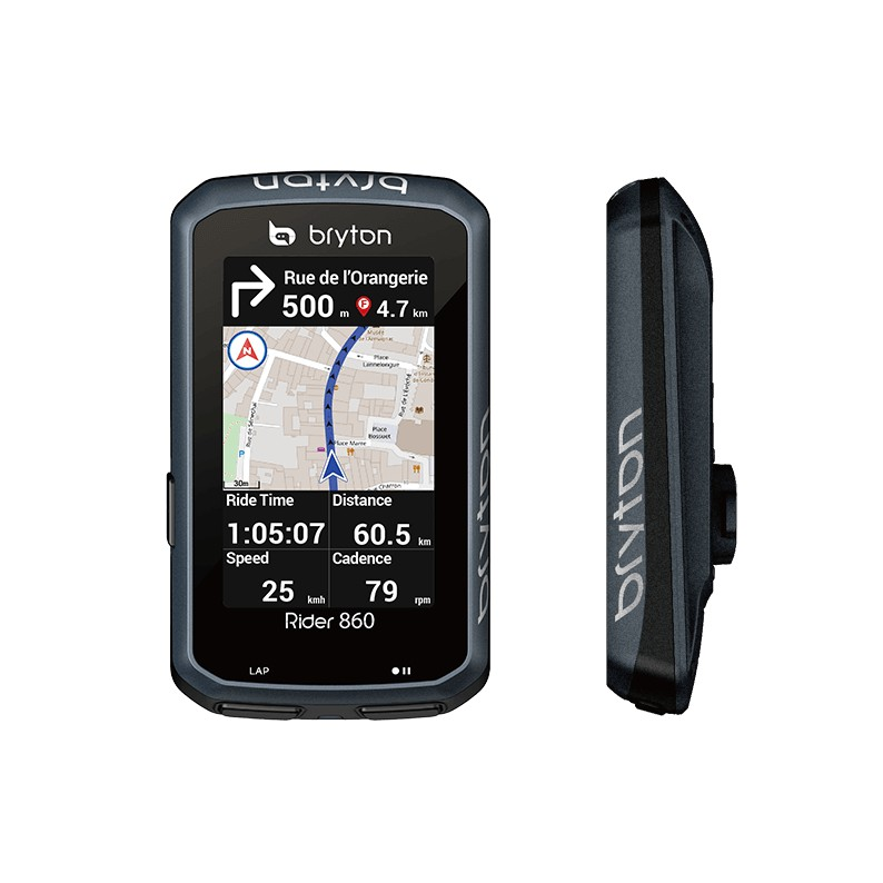 Bryton Rider 860 系列 860E 860T 導航 彩色螢幕 830 1030 530