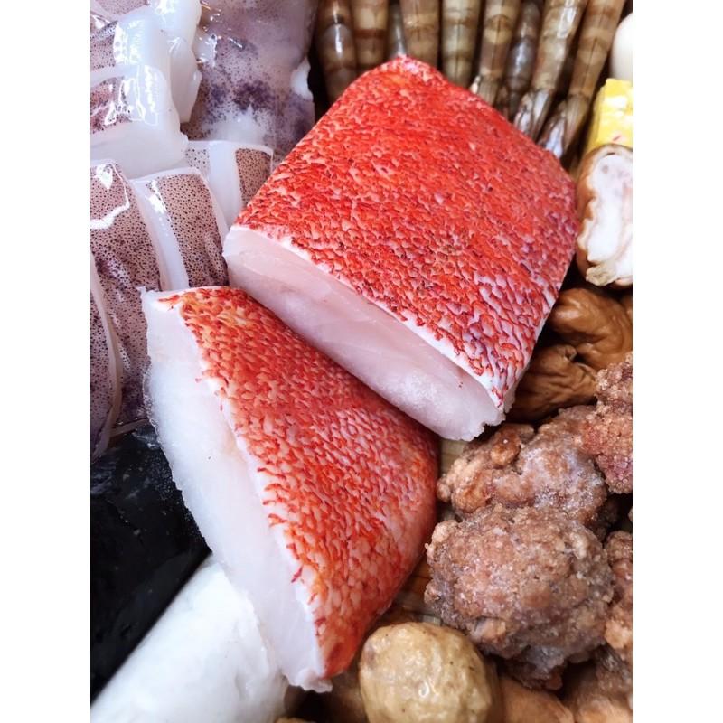野生菲律賓深海紅條魚