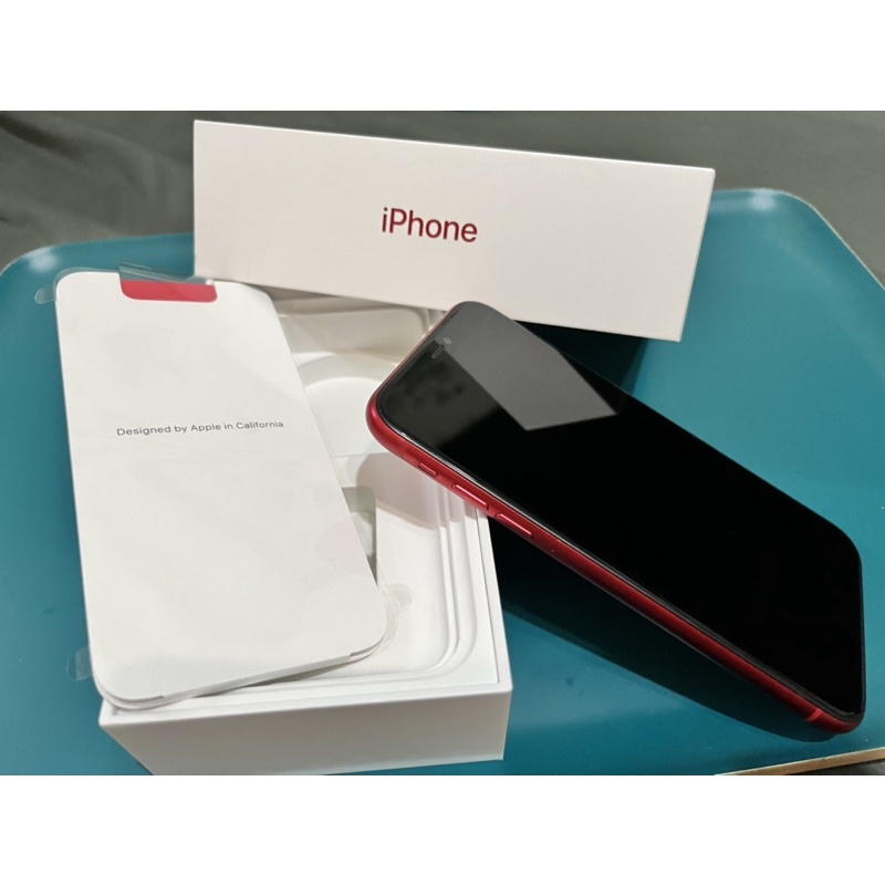 Iphone 11 256G 「二手」「producd紅」