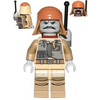 樂高人偶王 LEGO 星戰系列#75156  sw0798s Pao