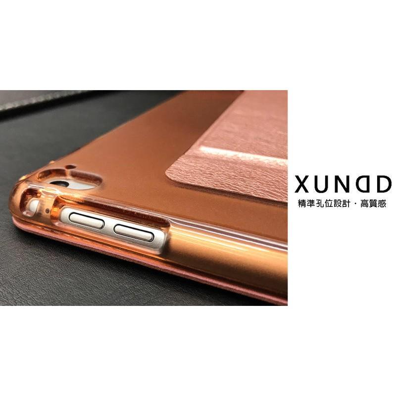 【訊迪安可】XUNDD 輕薄散熱全防護型for蘋果 iPad mini 1 2 3 平板電腦皮套保護套側翻側先套書本式