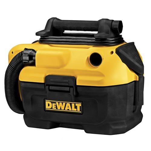 美國得偉Dewalt 鋰電池插電乾溼兩用吸塵器 (空機)