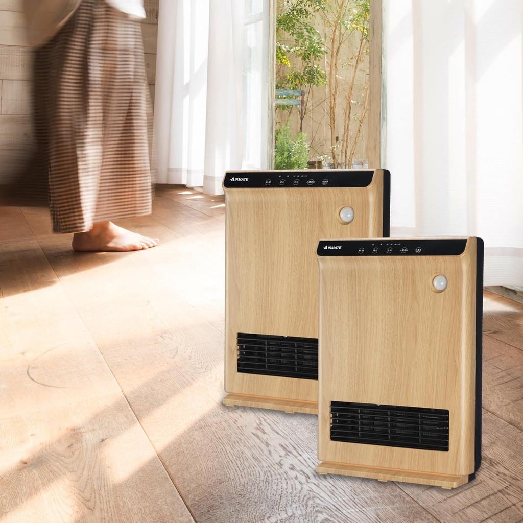 ~好市多線上代購(宅配免運) #123762 艾美特人體感知陶瓷電暖器 2入組 (HP12105R)