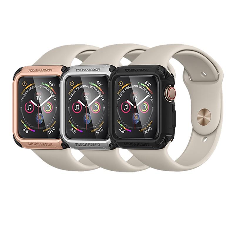 Spigen Apple Watch Series SE/6/5/4 (44mm) Tough Armor防摔保殼