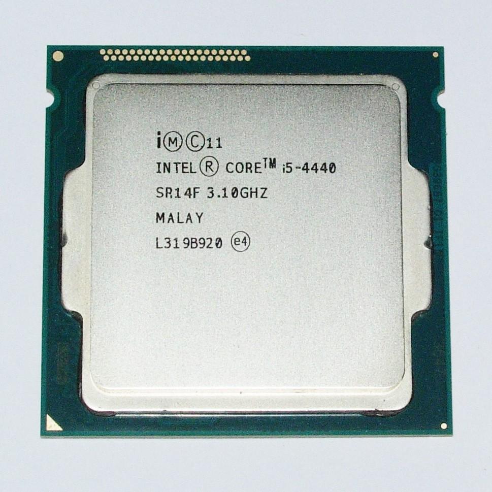【大媽電腦】Intel Core i5-4440 1150腳位 四核心CPU 3.1G