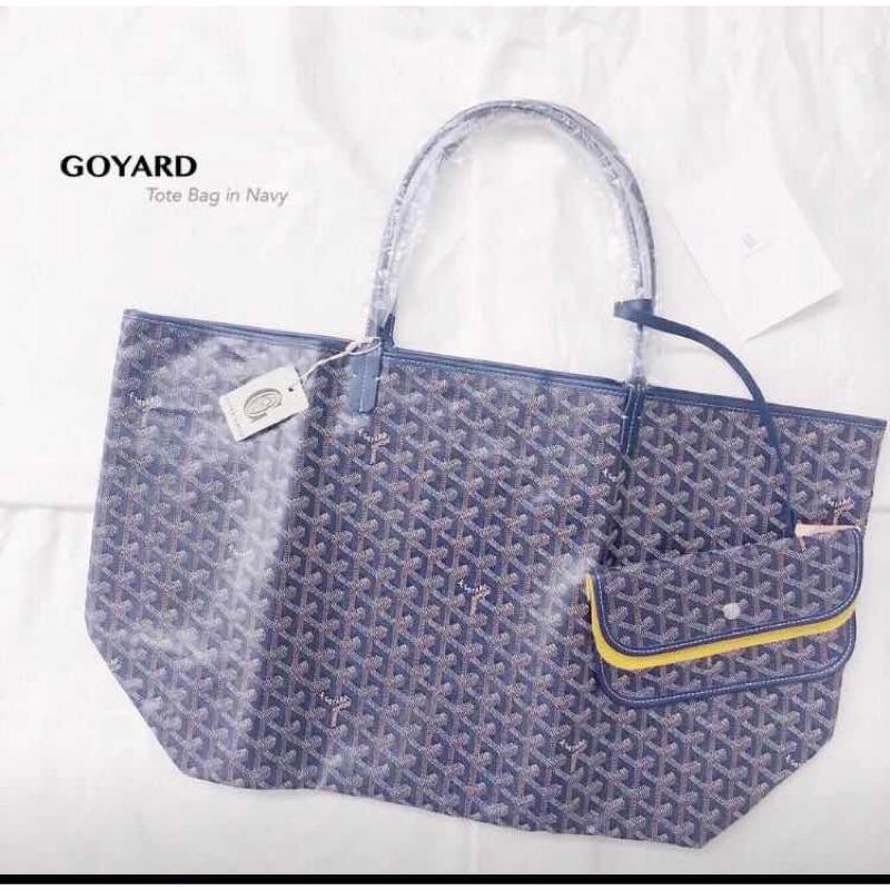 2/15截止法國代購Goyard Classic tote bag GM size 全系列