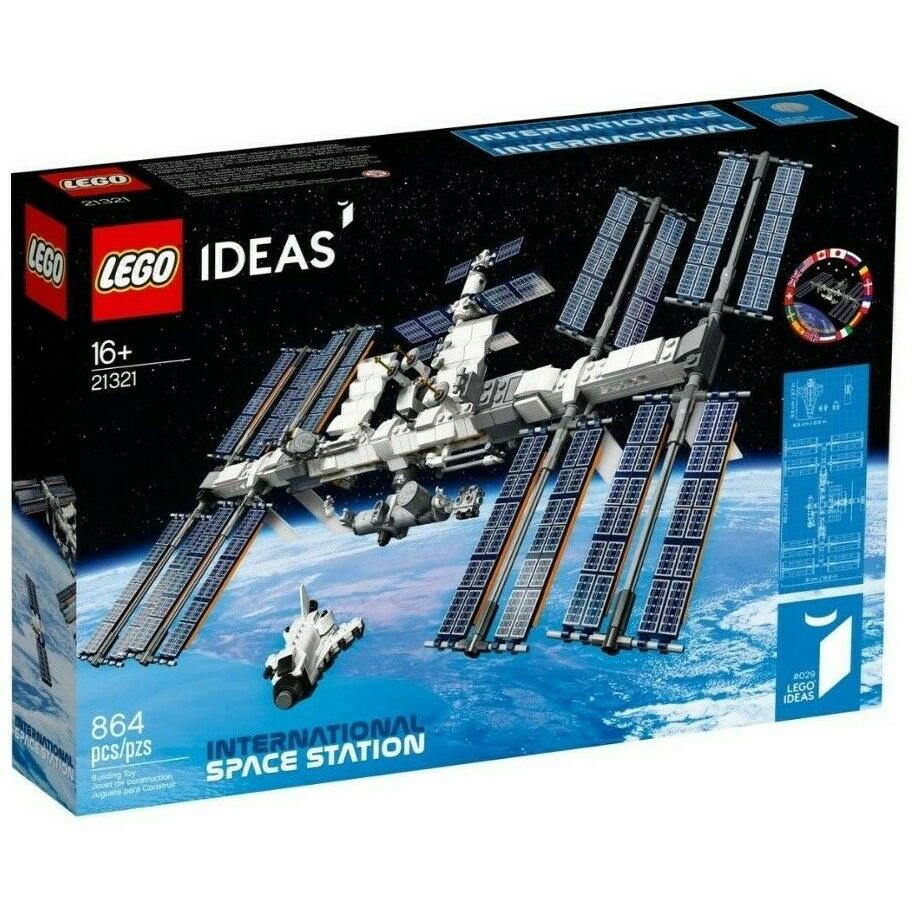 LEGO * 新 * 樂高創意 21321 國際太空站 Iss