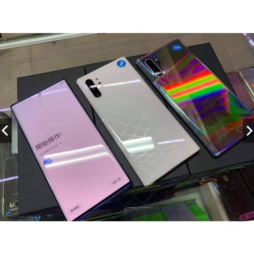 胖哥台機店【降價中】Samsung NOTE10+ NOTE10 plus 12G/256G 512G 6.8吋 臺灣公